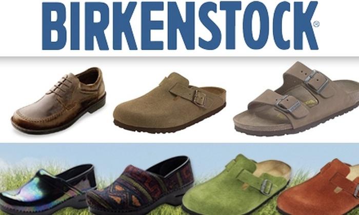 Half Off at Steppin' Birkenstock Shoes - Birkenstock | Group