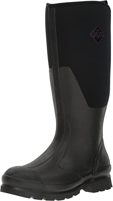 Amazon.com: Muck Boot Chore Rubber Women's Work Boot: Sports .