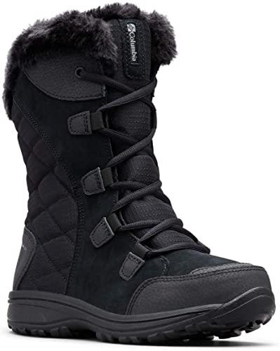 Amazon.com | Columbia Women's Ice Maiden II Insulated Snow Boot .