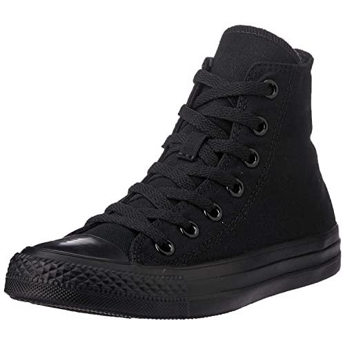 Black Converse High Tops: Amazon.c