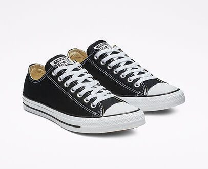 Black Converse Shoes: Low & High Top. Converse.c