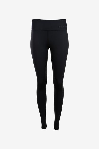 Black Leggings   Women's Leggings, Compression Material Built to .