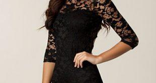 Pin on 30th birthday black dress ide