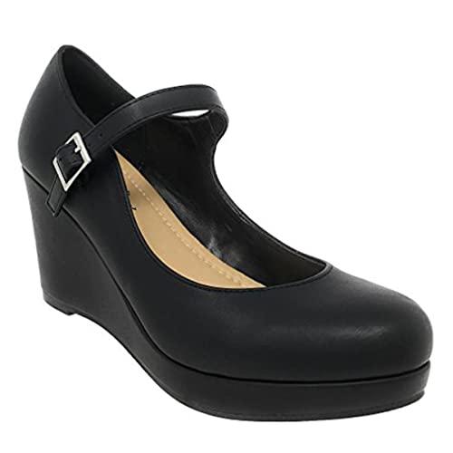 Comfortable Wedges Shoes: Amazon.c