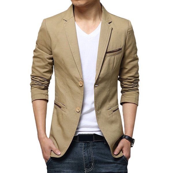 How to Style Blazers for Men in Cool Fall   NEWCHIC BL