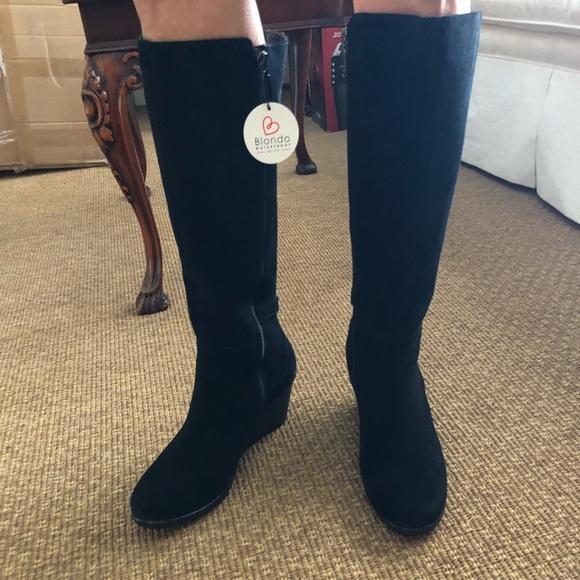 Blondo Shoes | Womens Lexie Waterproof Winter Boot 8 | Poshma