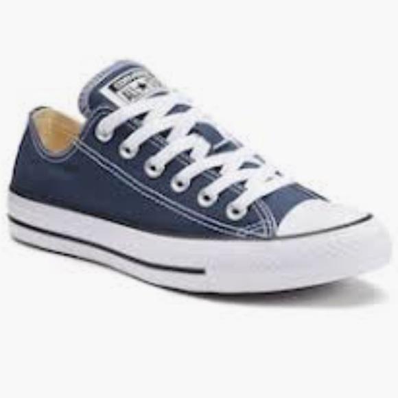 Converse Shoes | Navy Blue | Poshma