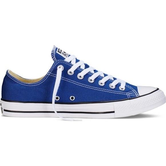 Converse Shoes | Blue | Poshma