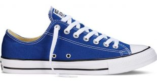 converse-factory$29 on | Blue sneakers, Chuck taylors, Converse .