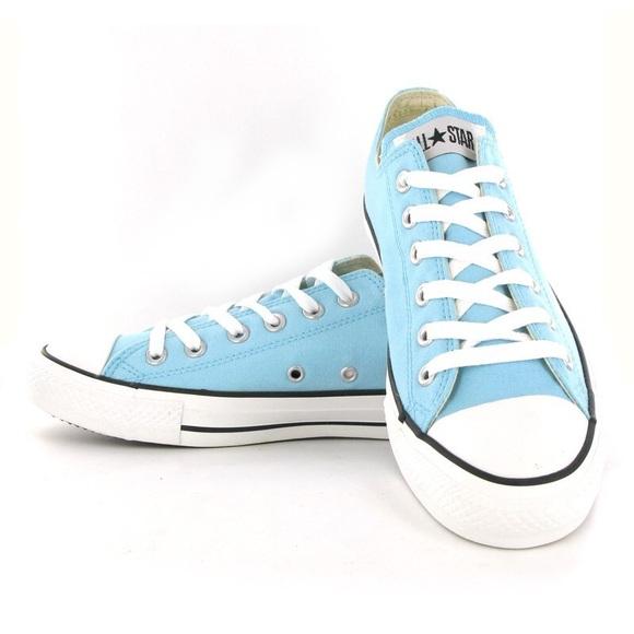 Converse Shoes | Sky Blue Womens Size 7 Euc | Poshma