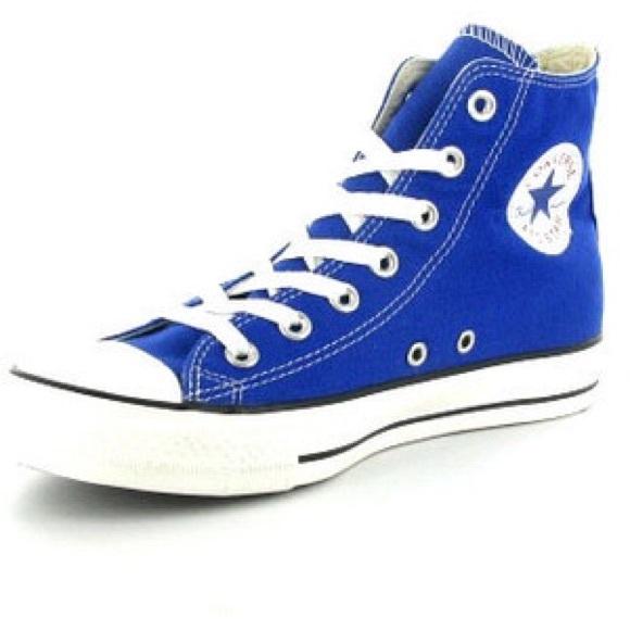 Converse Shoes | Unisex Womens Size 13 Mens Size 11 Blue | Poshma