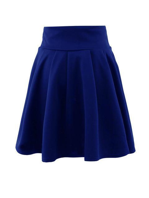 Pink Skirt High Waist Pleated Skirts Summer Short Cute Bottoms .