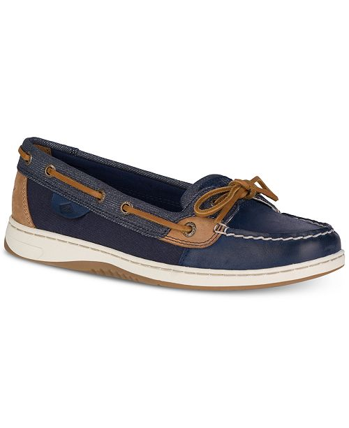Sperry Women's Angelfish Boat Shoes & Reviews - Flats - Shoes - Macy