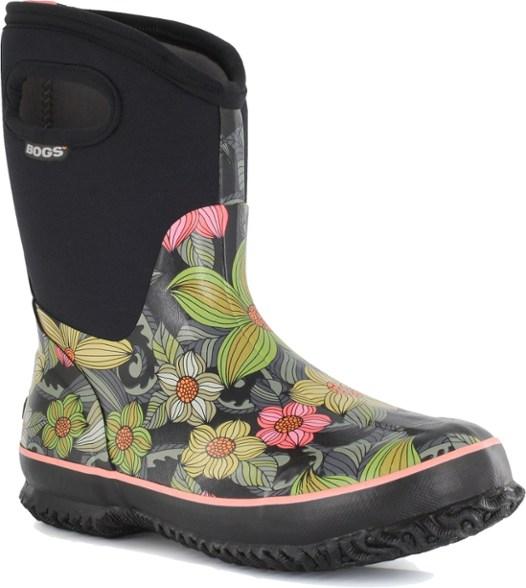 Bogs Classic Mid Stargazer Insulated Rain Boots - Women's | REI Co-