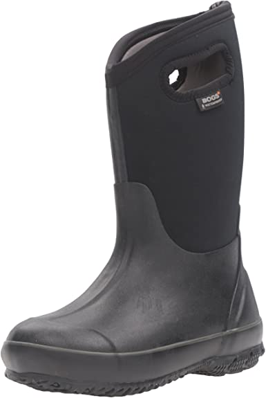 Amazon.com | Bogs Kids Classic High Winter Snow Boot | Boo