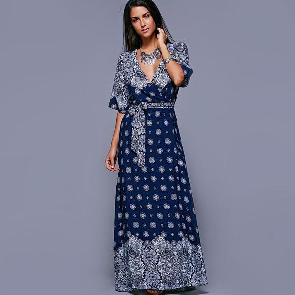 Vintage Bohemian Dresses – Fashion dress