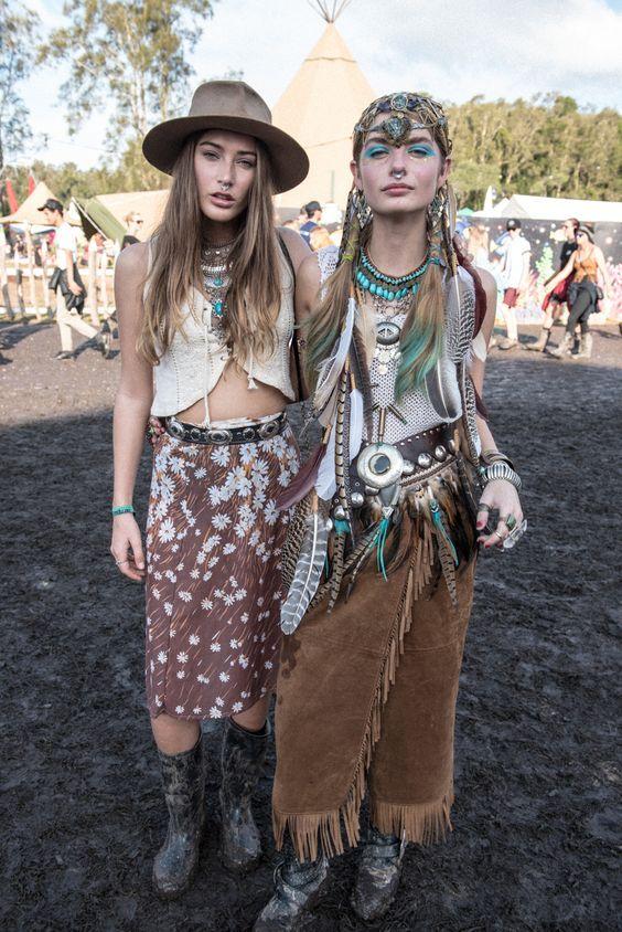 Boho fashion, bohemian style and modern look to boho chic | Boho .