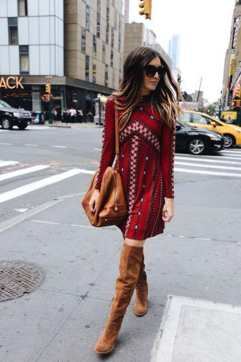 20 perfect fall bohemian street style outfits - boho fashion ideas .