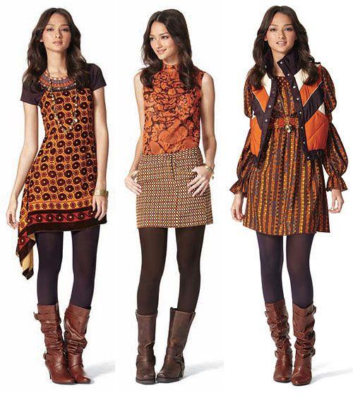 SAMPLE BOHO-INSPIRED OUTFITS FOR MEN & WOMEN | Bohemian style .