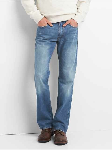 Low Rise Boot Cut | G