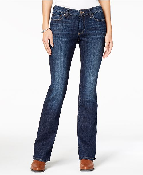 Lucky Brand Mid-Rise Sweet Bootcut Jeans & Reviews - Jeans - Women .