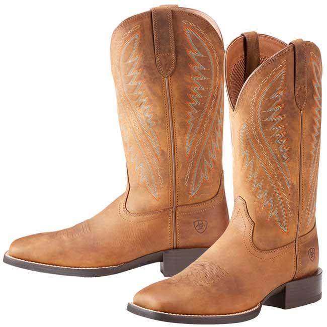 Cowboy Boots Ariat Stonewa