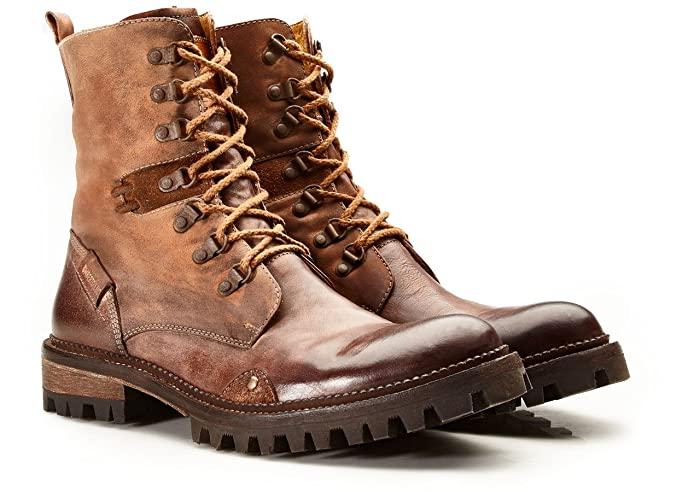 Amazon.com: Kravitz Handmade Men Boots: Handma