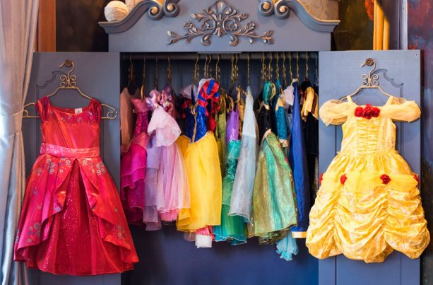 Celebrate Your Favorite Princess This Fall at Disney Springs .