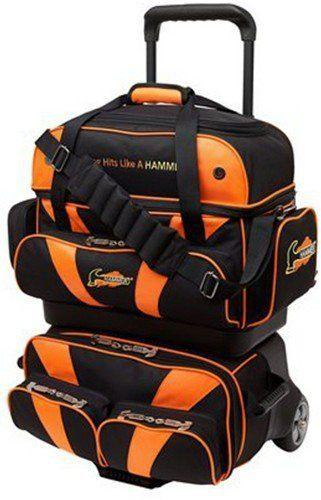 Hammer 4 Ball Roller Bowling Bag – The Bowling Univer