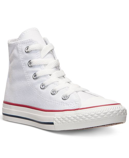 Converse Little Boys' & Girls' Chuck Taylor Hi Casual Sneakers .