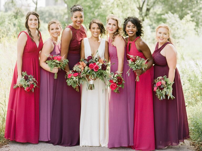 5 Common Bridesmaid Dress Questions, Answer