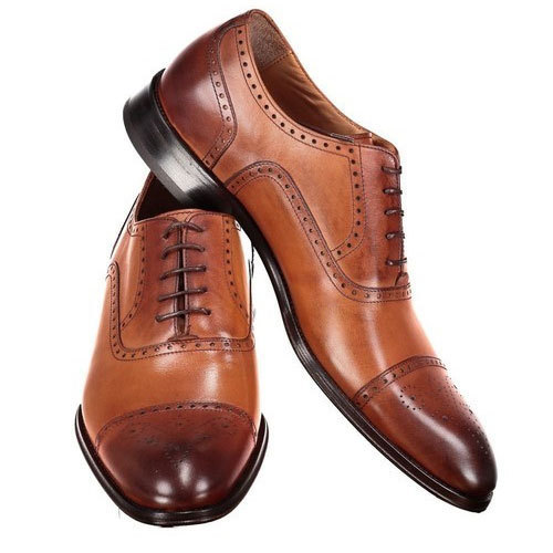 Brown Mens Brogue Shoes, Rs 500 /pair, A.r.shoes & Company   ID .