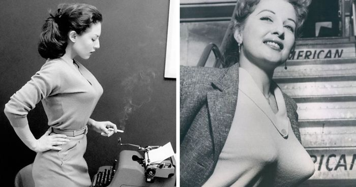 Bullet Bras Were All The Rage In The 1940s And 1950s, And These 98 .