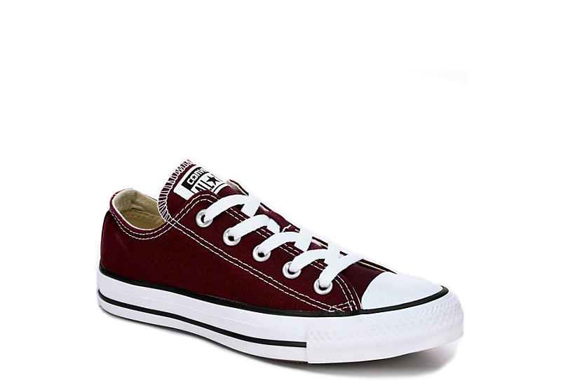 Burgundy Converse Womens : Converse Shoes & boots & slippers .
