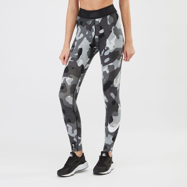 Nike Swoosh Camo Leggings | Full Length Leggings | Leggings .
