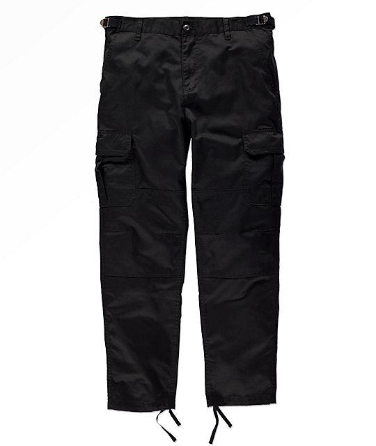 Empyre Orders Black Cargo Pants | Zumi
