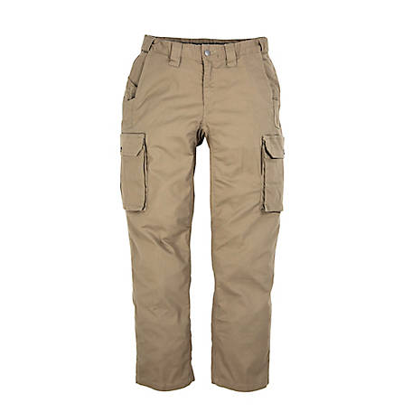 Berne Ripstop Cargo Pants with Concealed Weapon Pockets at .