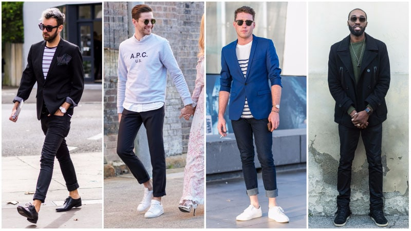 How to Wear Men's Casual Clothing - The Trend Spott