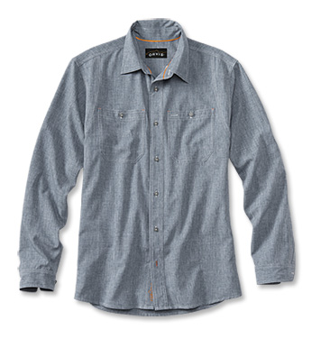 Tech Chambray Work Shirt - Orv