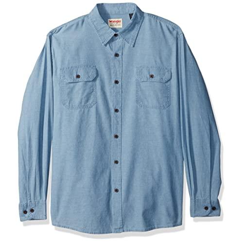 Chambray Shirt: Amazon.c