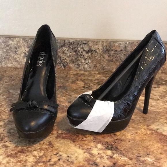 Charles David Shoes | Nib Heels | Poshma