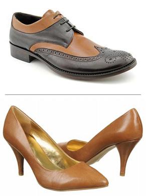 Charles David boots - shoes repair, resoling, refurbishing by .