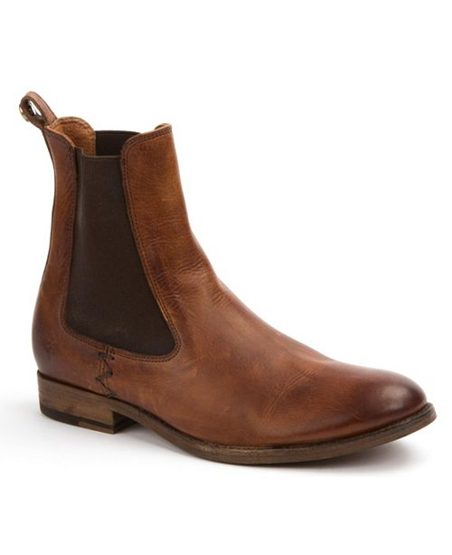 Frye Women's Melissa Chelsea Leather Boots & Reviews - Boots .