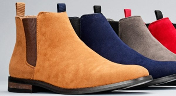 Up To 62% Off on Harrison Men's Chelsea Boots | Groupon Goo