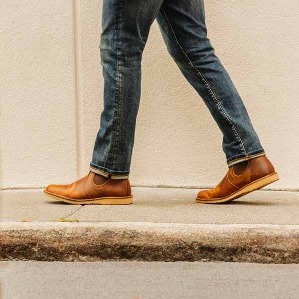 Red Wing Heritage Weekender Chelsea Boot | Huckber