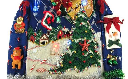 Top 10 Worst Christmas Jumpers | LDNfashi