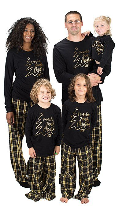15 Best Matching Family Christmas Pajamas For a Cozy Christmas .