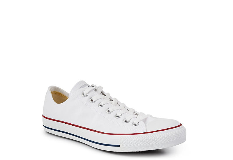 White Converse Unisex Chuck Taylor All Star Low Top Sneaker | Rack .