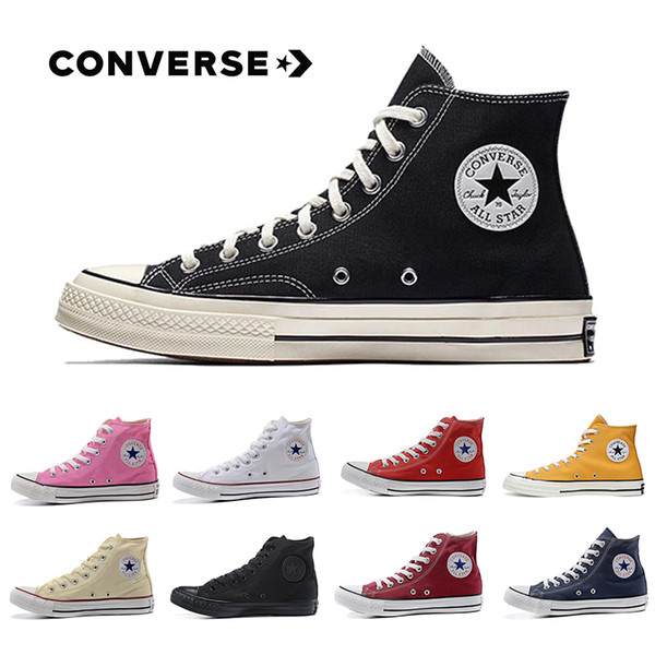 2019 converse shoes converse chuck taylor white 1970s canvas shoes .