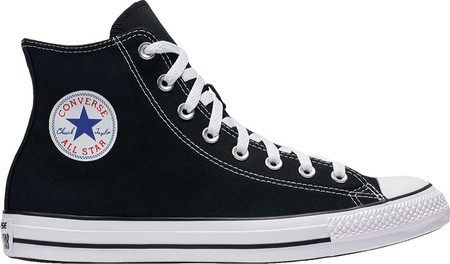 Converse Chuck Taylor All Star High Top Sneaker - Charcoal - FREE .